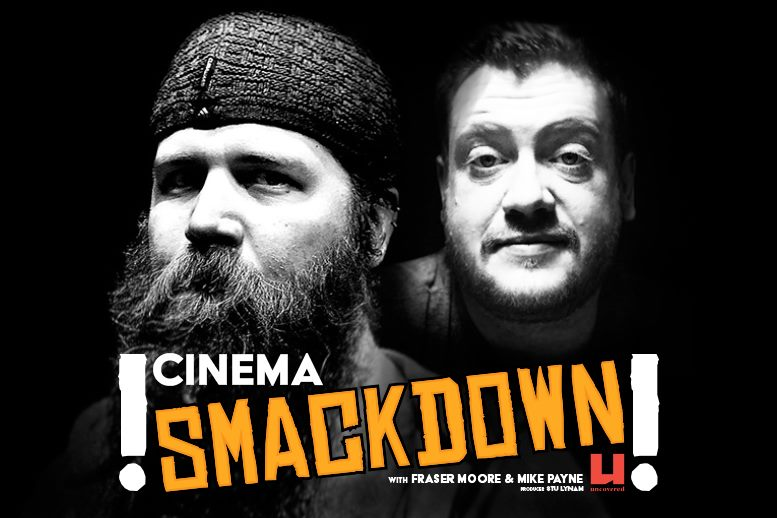 Cinema Smackdown Cover