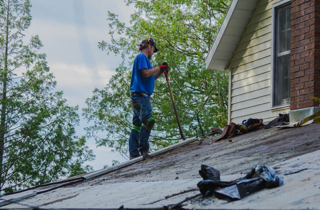 Keeping a Clean Roof